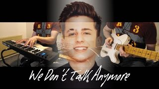 We Don't Talk Anymore - Charlie Puth ft. Selena Gomez | Instrumental Guitar Cover