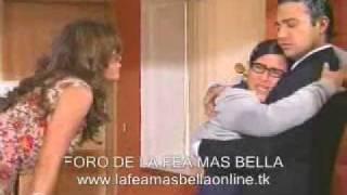 La fea mas bella = Fernando prefiere a ella.
