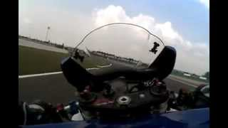 Magny-Cours - Gsxr - Christophe Michel - 07/01/2012