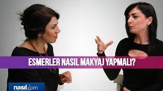 Esmerler nasıl makyaj yapmalı? | Makyaj | Nasil.com