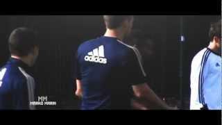 Hazard,Marin,Oscar,Moses on training - blues news skills