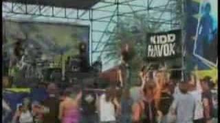 Kidd Havok Treat Me Live 09/01/07 WPB FL