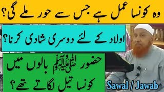 Wo Konsa Amal Hai Jisse Hoor Milegi | Sawal Jawab | Maulana Makki Al Hijazi | Islamic Group