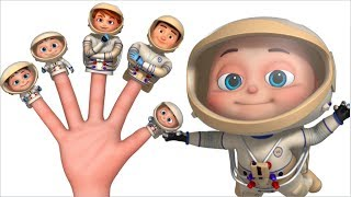 Astronaut Finger Family And More | Finger Family Collection | Nursery Rhymes & Kids Songs