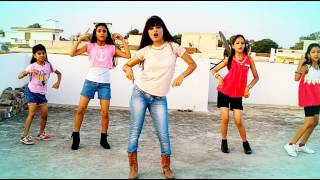 kudi brown dance by beauty n grace dance academy [HD]