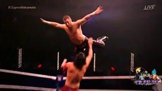 (WWE) Sami Zayn Custom Titantron 2016