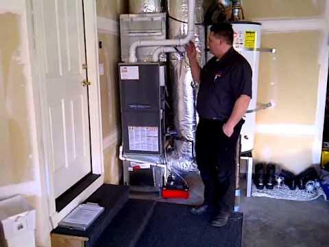 95 percent high efficient gas furnace Installed Mill Creek WA 98012