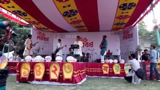 UIU's pohela boishakh 1423