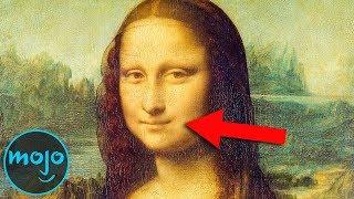 Top 10 Hidden Secrets in The Mona Lisa