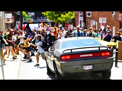 Xxx Mp4 Neo Nazi Drives Through Crowd Of Protesters In Charlottesville VIDEO 3gp Sex