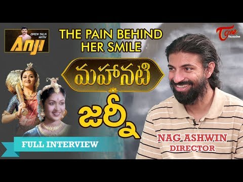 Xxx Mp4 Mahanati Director Nag Ashwin MAHANATI Promotional 1 Open Talk With Anji TeluguOne 3gp Sex