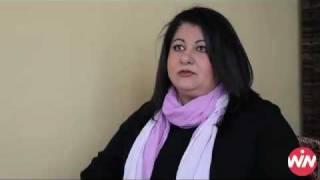 Iranian American Comedian Tissa Hami