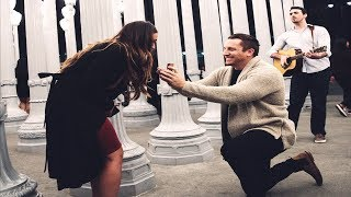 THE BEST SURPRISE PROPOSAL EVER!