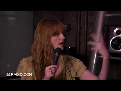 (EXCLUSIVE) Why Florence Welch Named New Florence + The Machine Album 'High As Hope'