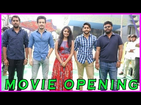 Xxx Mp4 Naga Chaitanya New Movie Opening Latest Telugu Movie Opening 3gp Sex