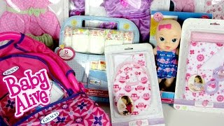 Baby Alive OUTING & HAUL to Toys R US!  Getting Ready for TWIN Baby Alive ADOPTION!
