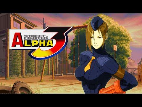 Xxx Mp4 Street Fighter Alpha 3 Juli Arcade Mode Playthrough 3gp Sex