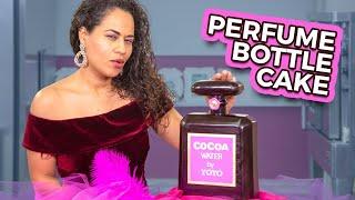 Perfume Bottle CAKE! | Valentine