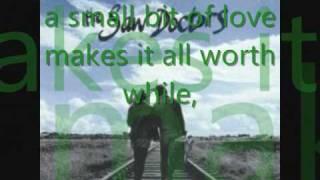 The saw doctors small bit of love + lyrics
