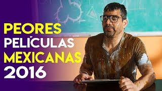 Kristoff Cine: PEORES PELÍCULAS  2016 / CANDIDATOS