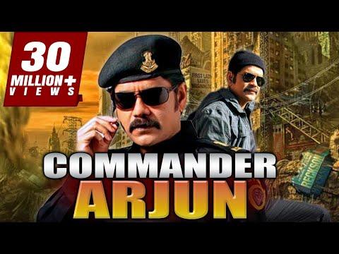 Xxx Mp4 Commander Arjun 2018 South Indian Movies Dubbed In Hindi Full Movie Nagarjuna Prakash Raj 3gp Sex