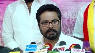 Sharing River Cauvery - Why Nadigar Sangam is Silent to React - Actor Sarathkumar Questions - Must W