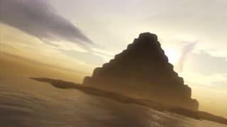 La Divina Commedia in HD - LUOGHI: la montagna del Purgatorio