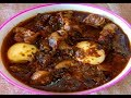 Download Video Download Ofada Stew (Ayamase) Recipe: How to Make Ofada Stew- Designer Stew 3GP MP4 FLV