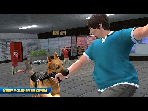 Subway Police Dog n Police Car (by 3D Games Village) Android Gameplay [HD]