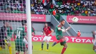 Can 2017 egybt 1/0 Maroc