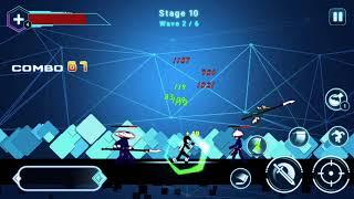 Stickman Ghost 2 : Galaxy Wars _ Kill Boss 1