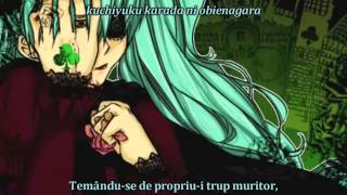 [sub RO + romaji] MEIKO, KAITO, Hatsune Miku, Kagamine Rin, Kagamine Len - Hitobashira Alice [HD]