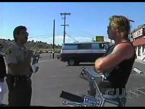 Xxx Mp4 Cop Pulls Over Hell 39 S Angel 39 S Biker 3gp Sex