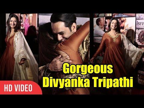 Gorgeous Divyanka Tripathi With Vikas Gupta   Full Night Party   Brand Neerushaa Launch