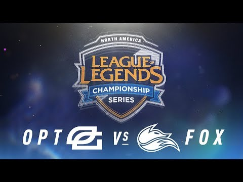 Xxx Mp4 OPT Vs FOX Week 7 Day 2 NA LCS Spring Split OpTic Gaming Vs Echo Fox 2018 3gp Sex