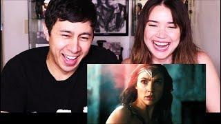 JUSTICE LEAGUE   Comic Con 2017   Trailer Reaction!