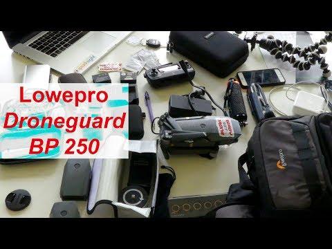 Mavic Pro Backpack Review - Lowepro Droneguard BP 250