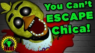 SCREW YOU CHICA! and your Stupid Cupcakes | Joy of Creation: Story Mode (TJOC) Part 4