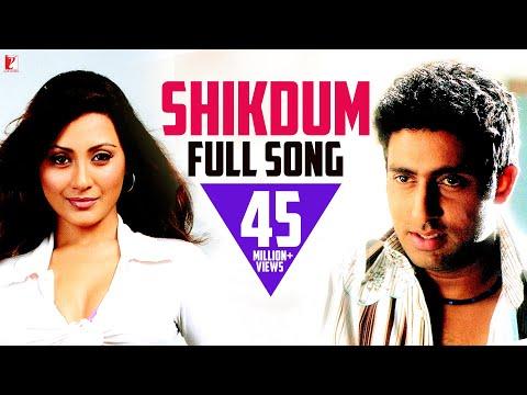 Shikdum - Full Song - Dhoom | Abhishek Bachchan | Rimii Sen