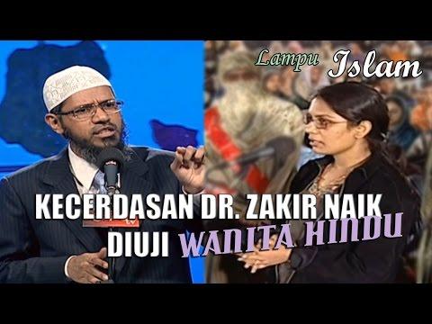 Xxx Mp4 HOT Kecerdasan Dr Zakir Naik Diuji Wanita Hindu 3gp Sex
