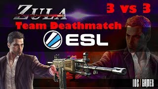 Zula - ESL 3v3 VS BalkanGuild (10/02/2018)