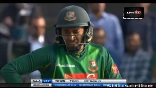 Bangladesh vs Newzealand highlight match 2017