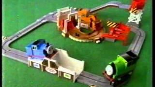 Thomas & Friends 'All Aboard October' Australian Commercial (2002)