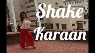 Shake Karaan   Munna Michael   Bollywood dance   Cover Dance   Индийские танцы