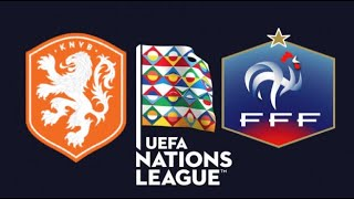 FIFA 19 NETHERLANDS VS FRANCE UEFA NATIONS LEAGUE