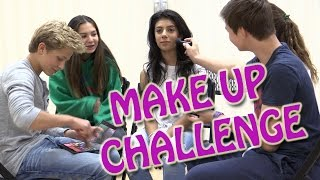 Giselle Torres - Make up Challenge with Jordan and Chris!
