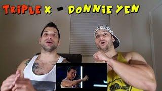 xXx: Return of Xander Cage - DONNIE YEN Fight Scene [REACTION]