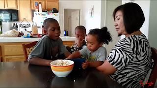Blasian Family Vlog | Tha Black Korean | Family Time