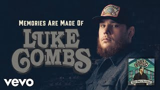 Luke Combs - Memories Are Made Of (Audio)