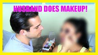 Husband Does My Makeup Tag